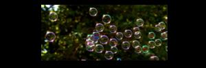 Bursting the bubble